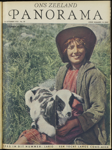 Ons Zeeland / Zeeuwsche editie 1935-09-26