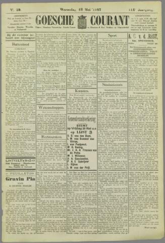 Goessche Courant 1927-05-18