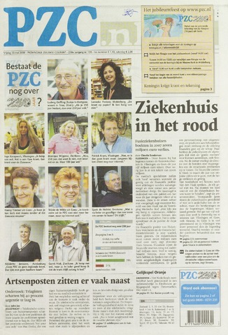 Provinciale Zeeuwse Courant 2008-05-30