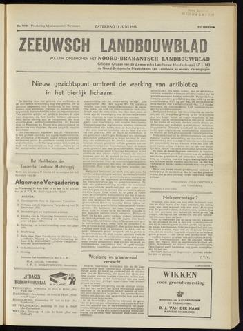 Zeeuwsch landbouwblad ... ZLM land- en tuinbouwblad 1955-06-11