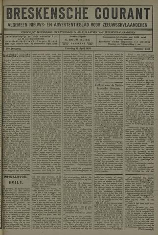 Breskensche Courant 1920-04-17