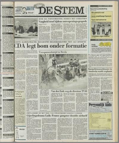 de Stem 1989-09-25