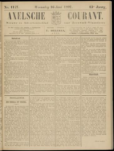 Axelsche Courant 1897-06-16