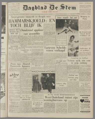 de Stem 1960-10-04