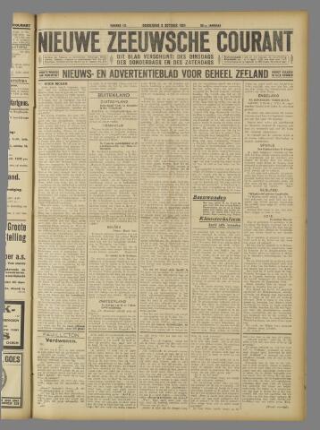Nieuwe Zeeuwsche Courant 1924-10-09