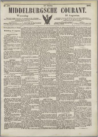 Middelburgsche Courant 1899-08-16