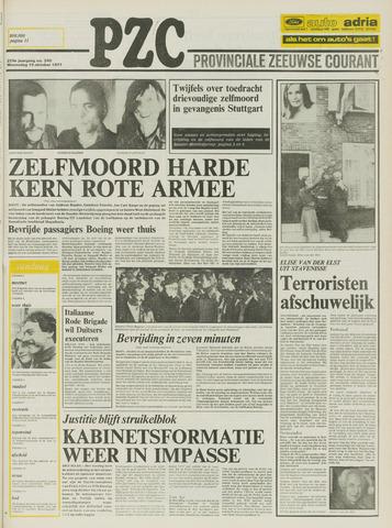 Provinciale Zeeuwse Courant 1977-10-19