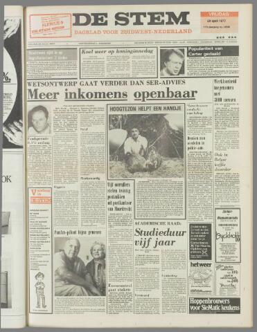 de Stem 1977-04-29
