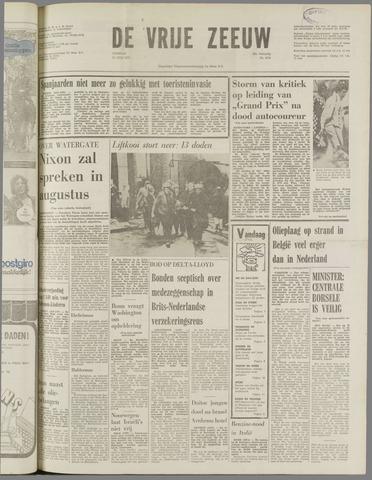 de Vrije Zeeuw 1973-07-31