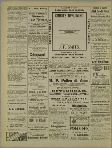 Zierikzeesche Nieuwsbode 1907-01-05