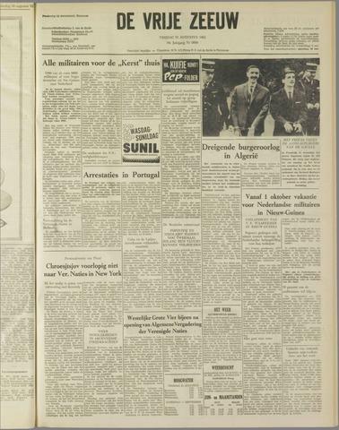 de Vrije Zeeuw 1962-08-31