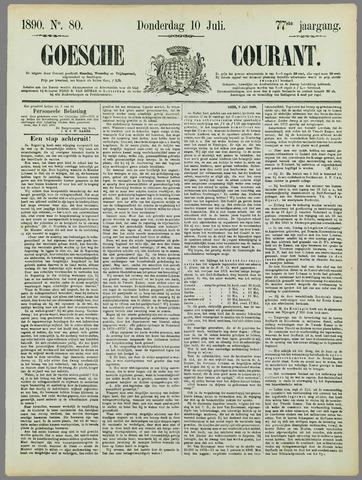 Goessche Courant 1890-07-10