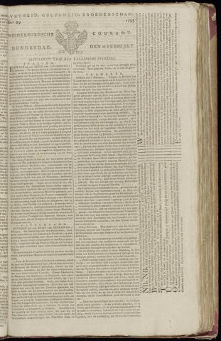 Middelburgsche Courant 1795-02-26