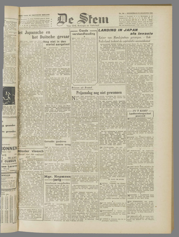 de Stem 1945-08-23