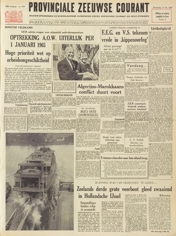Provinciale Zeeuwse Courant 1963-10-17