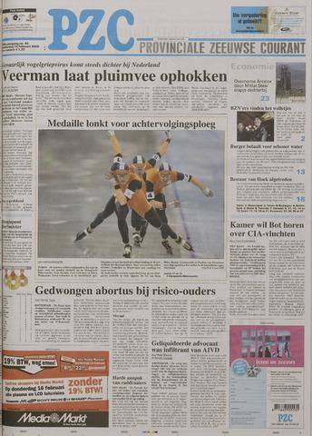 Provinciale Zeeuwse Courant 2006-02-16