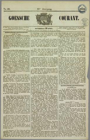Goessche Courant 1856-04-10
