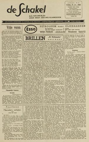 De Schakel 1958-06-13