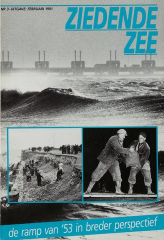 Watersnood documentatie 1953 - brochures 1991