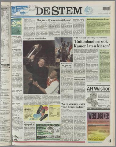 de Stem 1995-11-29