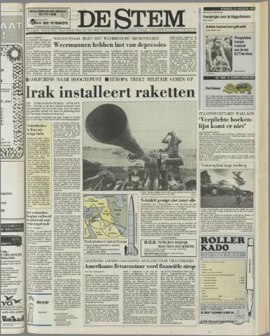 de Stem 1990-08-22