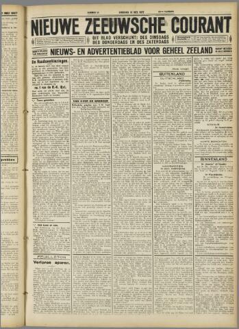 Nieuwe Zeeuwsche Courant 1927-05-10