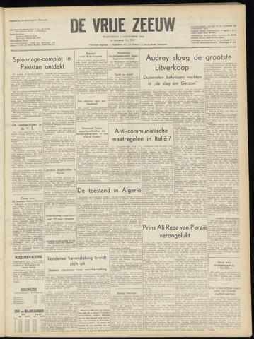 de Vrije Zeeuw 1954-11-03