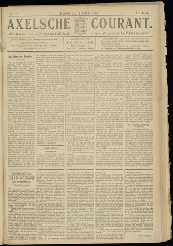 Axelsche Courant 1935-05-07