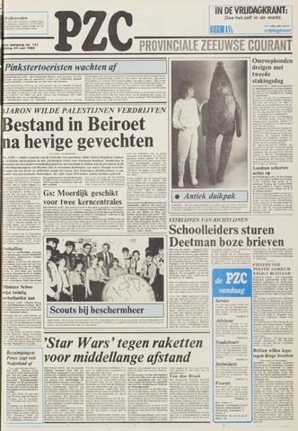 Provinciale Zeeuwse Courant 1985-05-24
