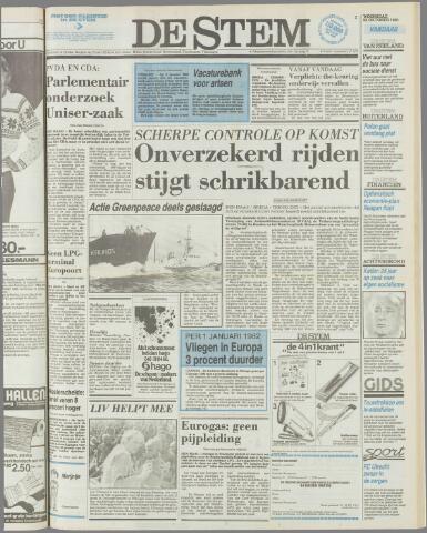 de Stem 1981-10-28