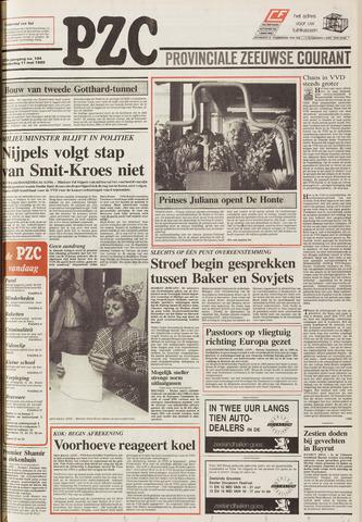 Provinciale Zeeuwse Courant 1989-05-11