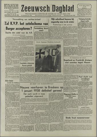 Zeeuwsch Dagblad 1956-09-26