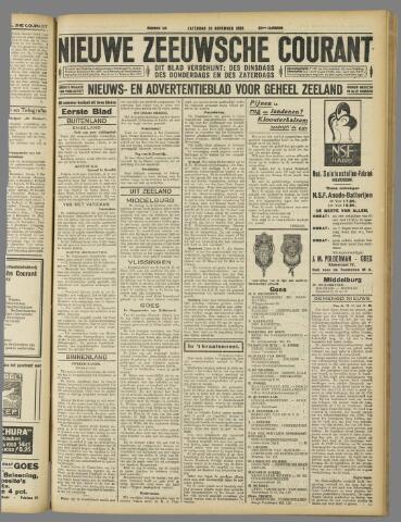 Nieuwe Zeeuwsche Courant 1926-11-20