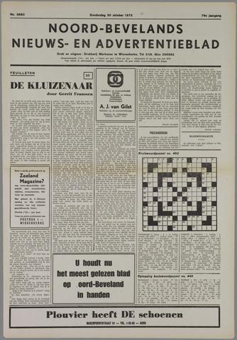 Noord-Bevelands Nieuws- en advertentieblad 1975-10-30