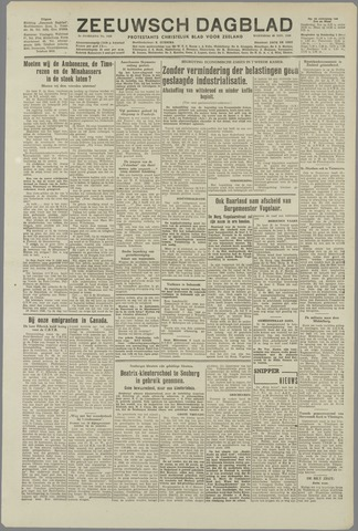 Zeeuwsch Dagblad 1949-11-30