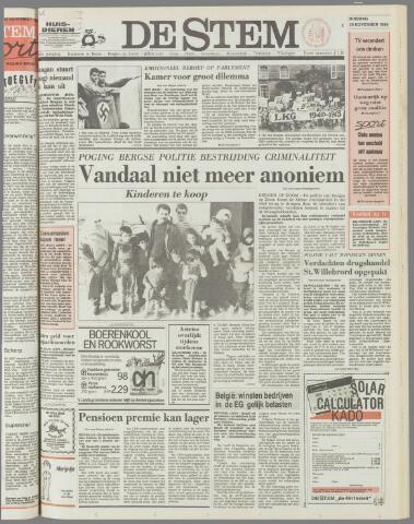 de Stem 1986-11-25