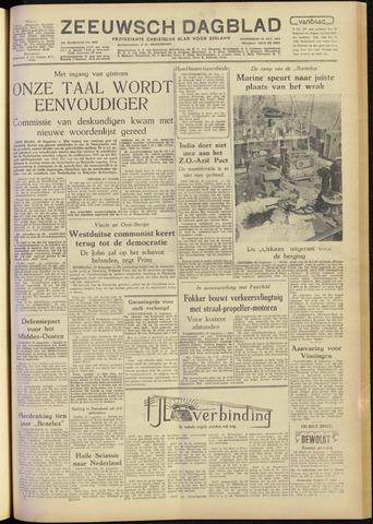 Zeeuwsch Dagblad 1954-08-26