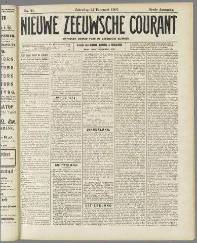 Nieuwe Zeeuwsche Courant 1907-02-23