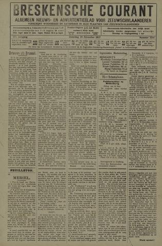 Breskensche Courant 1927-11-26