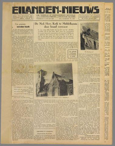Eilanden-nieuws. Christelijk streekblad op gereformeerde grondslag 1949-01-05