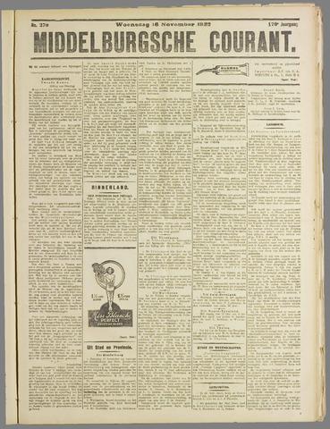 Middelburgsche Courant 1927-11-16