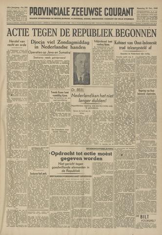 Provinciale Zeeuwse Courant 1948-12-20