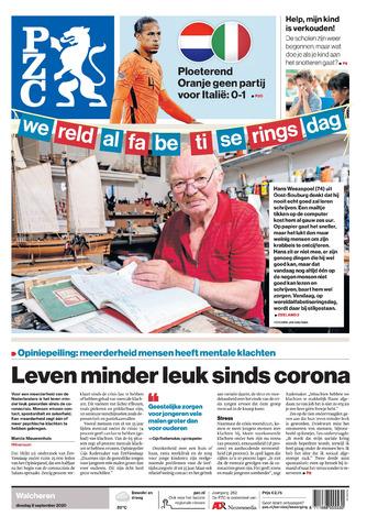 Provinciale Zeeuwse Courant 2020-09-08