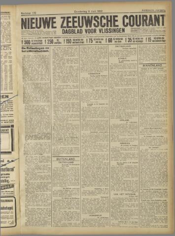 Nieuwe Zeeuwsche Courant 1922-06-08