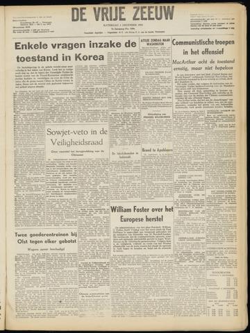 de Vrije Zeeuw 1950-12-02
