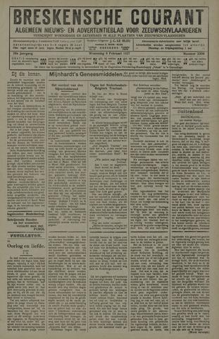 Breskensche Courant 1927-02-09