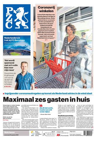 Provinciale Zeeuwse Courant 2020-08-19
