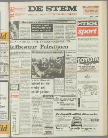 de Stem 1977-12-19