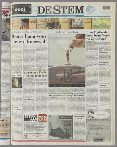 de Stem 1997-10-28