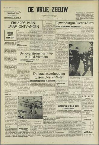 de Vrije Zeeuw 1964-11-13